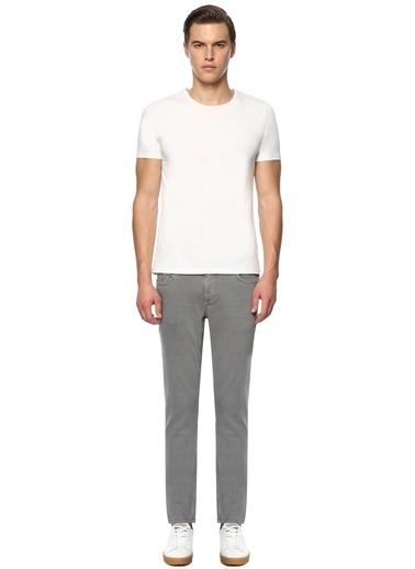NetWork Erkek 1070495 Skinny Casual Pantolon Gri